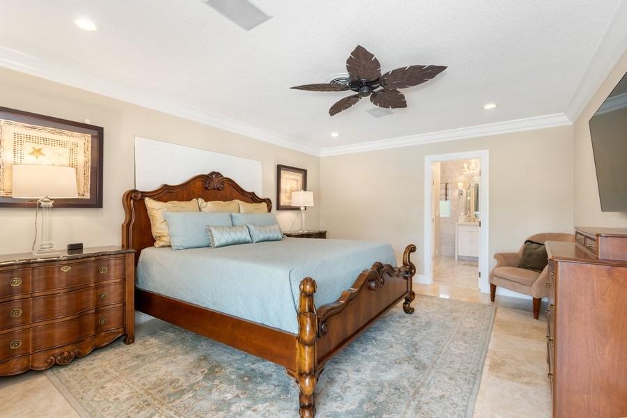 Real Estate Photography - 2761 N. E. 56 Court, Fort Lauderdale, FL, 33308 - Master Bedroom