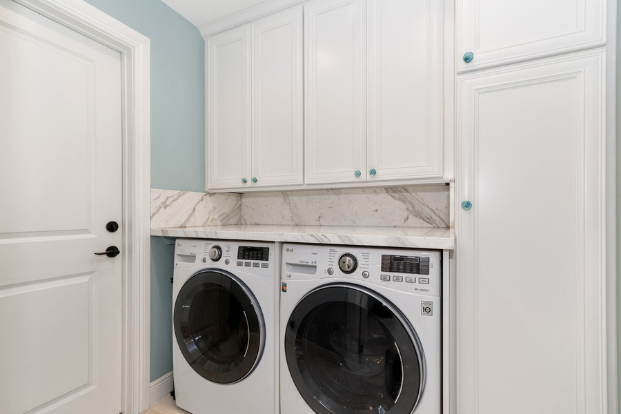 Real Estate Photography - 2761 N. E. 56 Court, Fort Lauderdale, FL, 33308 - Laundry Room
