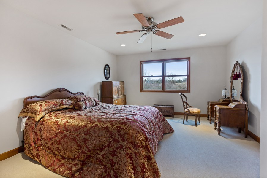 Real Estate Photography - 6513 Sweet Bay, McHenry, IL, 60050 - 2nd Bedroom