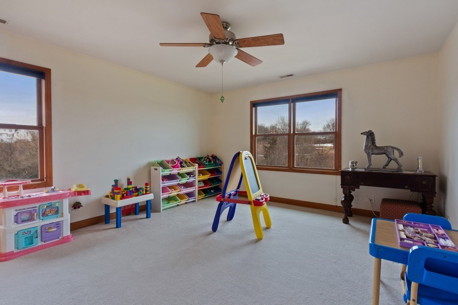 Real Estate Photography - 6513 Sweet Bay, McHenry, IL, 60050 - 3rd Bedroom