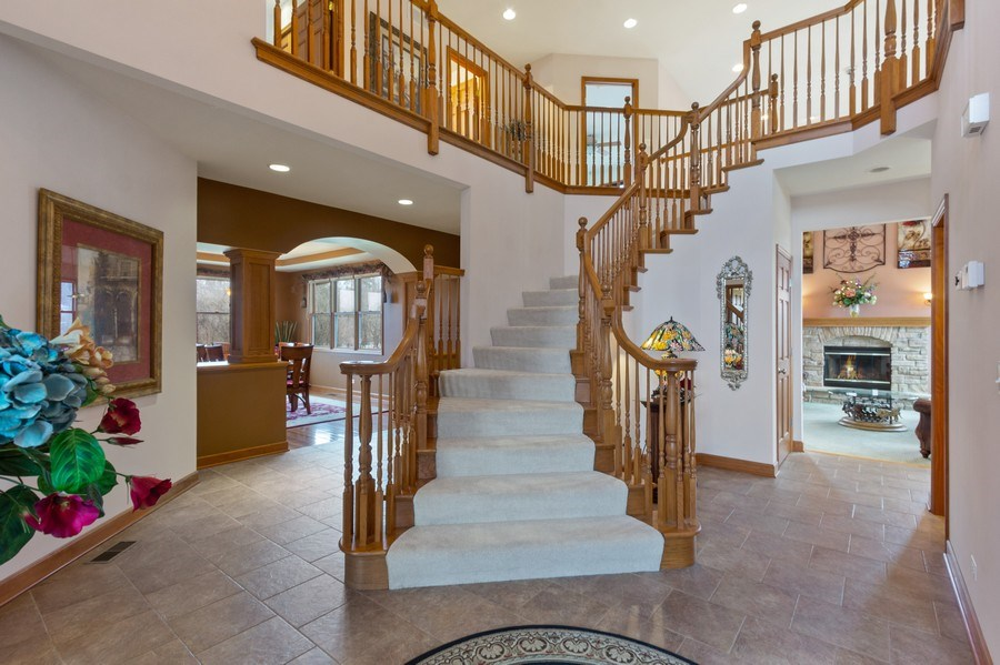 Real Estate Photography - 6513 Sweet Bay, McHenry, IL, 60050 - Foyer
