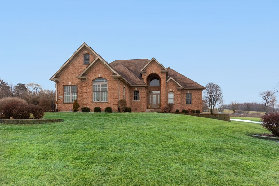 Real Estate Photography - 6513 Sweet Bay, McHenry, IL, 60050 - Front View