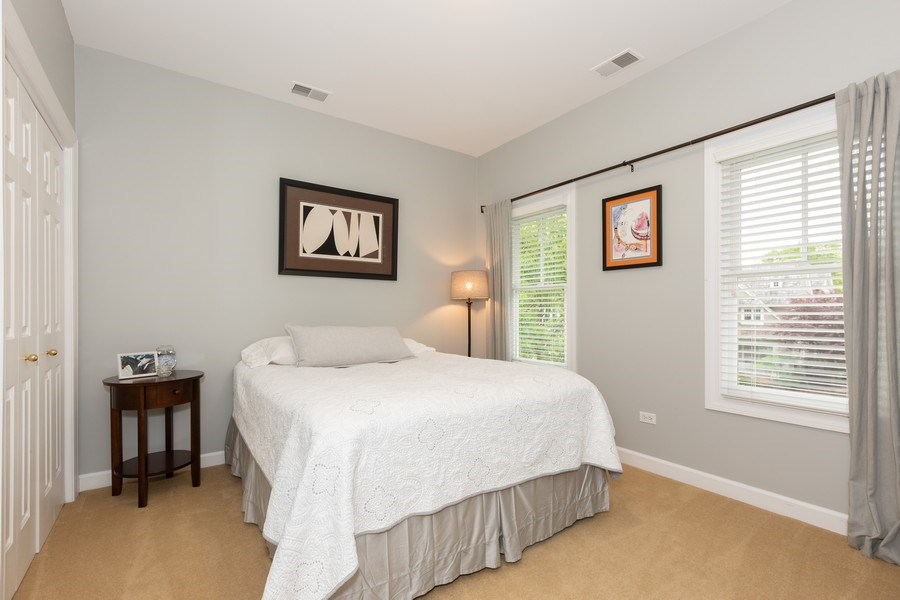 Real Estate Photography - 612 S Lincoln, Hinsdale, IL, 60521 - 2nd Bedroom