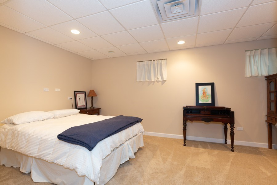 Real Estate Photography - 612 S Lincoln, Hinsdale, IL, 60521 - Bedroom