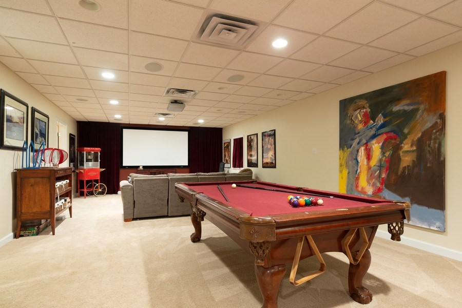 Real Estate Photography - 612 S Lincoln, Hinsdale, IL, 60521 - Basement