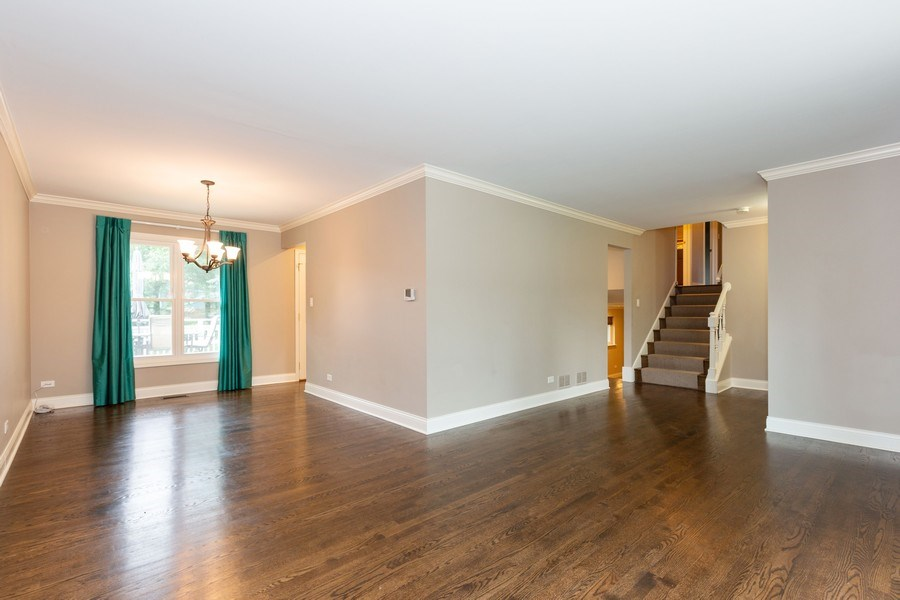 Real Estate Photography - 925 Kennebec Ln, Naperville, IL, 60563 - Living Room
