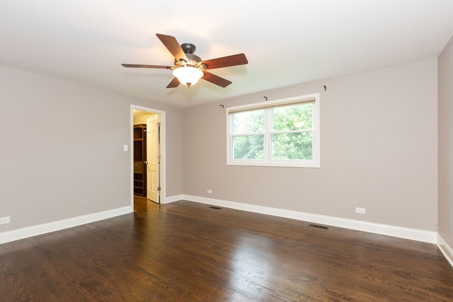 Real Estate Photography - 925 Kennebec Ln, Naperville, IL, 60563 - Master Bedroom