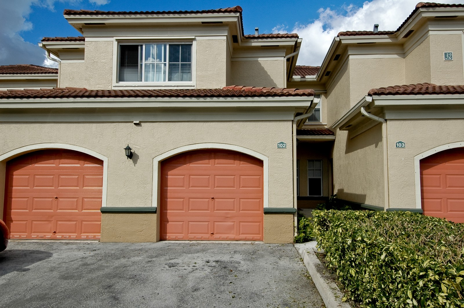 Real Estate Photography - 25117 Center Gate Dr, Apt 102, Miramar, FL, 33025 - Front View