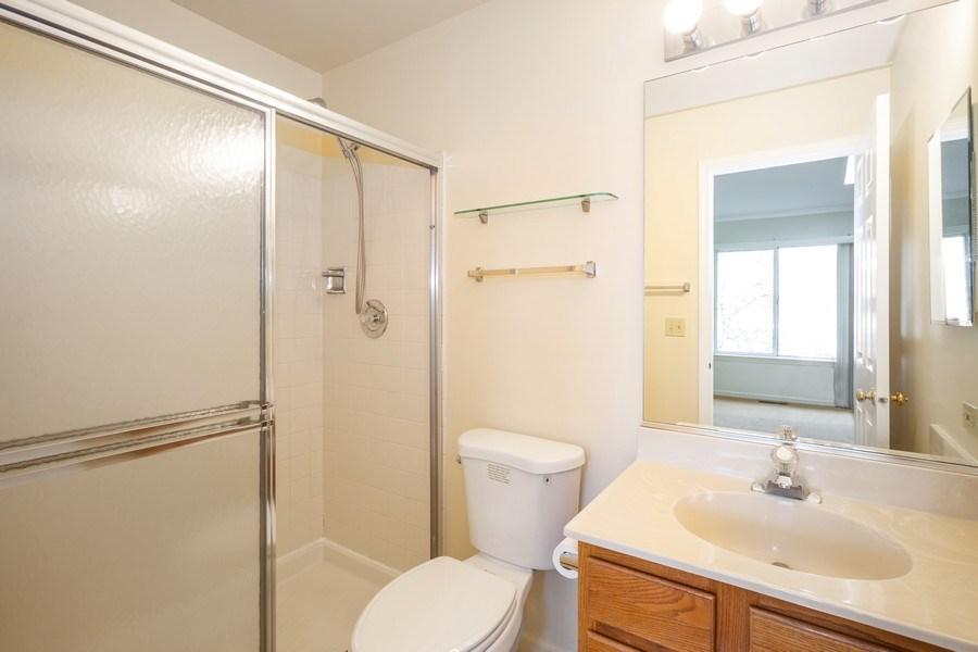 Real Estate Photography - 2651 S Cedar Glen, Arlington Heights, IL, 60005 - Master Bathroom