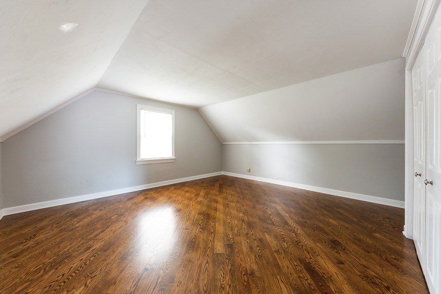 Real Estate Photography - 40 E Daniels Rd., Palatine, IL, 60067 - Master Bedroom
