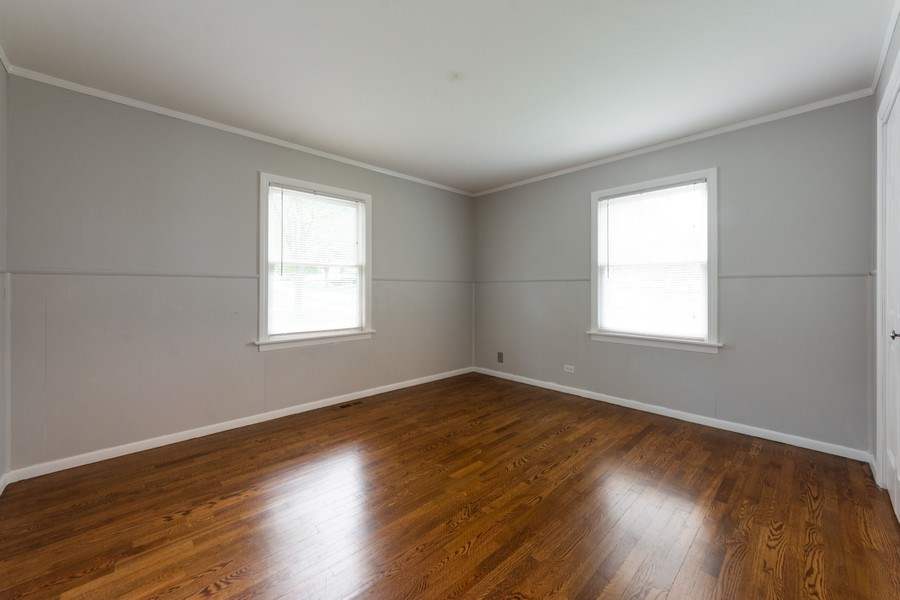 Real Estate Photography - 40 E Daniels Rd., Palatine, IL, 60067 - 3rd Bedroom