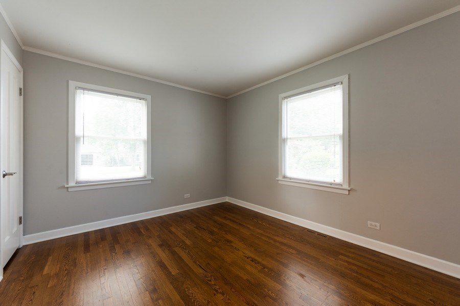 Real Estate Photography - 40 E Daniels Rd., Palatine, IL, 60067 - 4th Bedroom