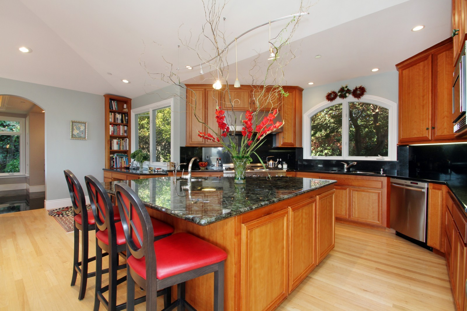 Real Estate Photography - 73 Upper Toyon Drive, Kentfield, CA, 94904 - Kitchen