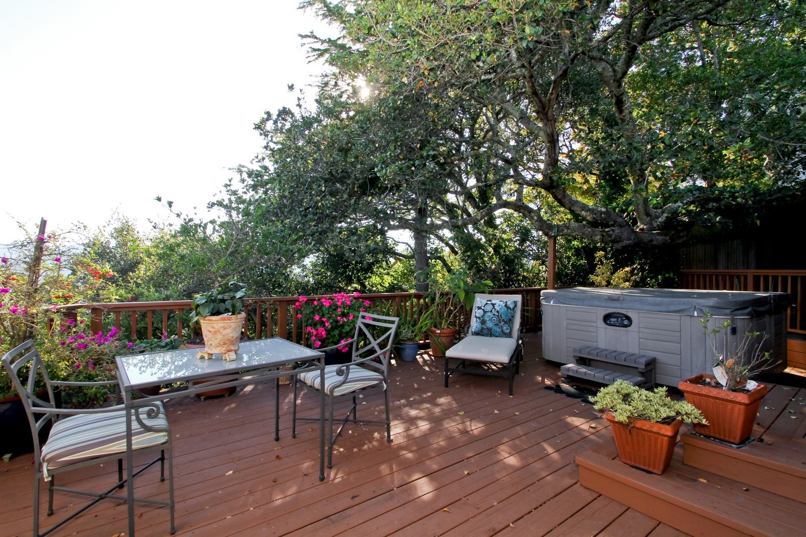 Real Estate Photography - 73 Upper Toyon Drive, Kentfield, CA, 94904 - Spa