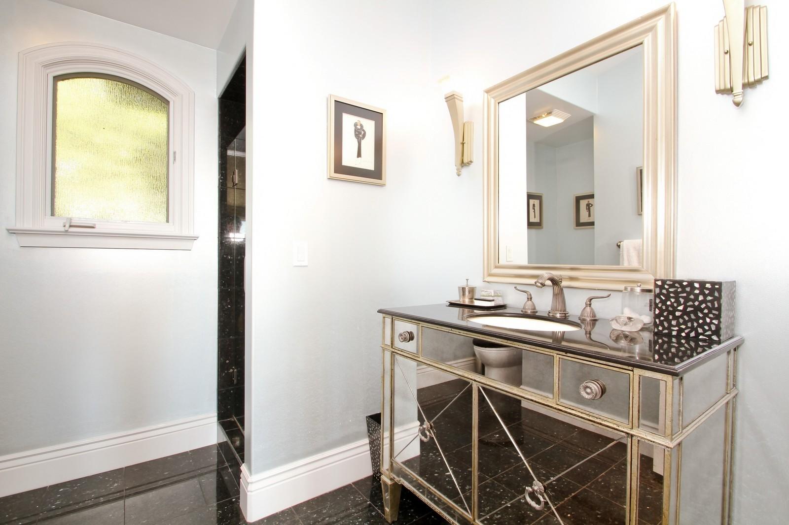 Real Estate Photography - 73 Upper Toyon Drive, Kentfield, CA, 94904 - Bathroom