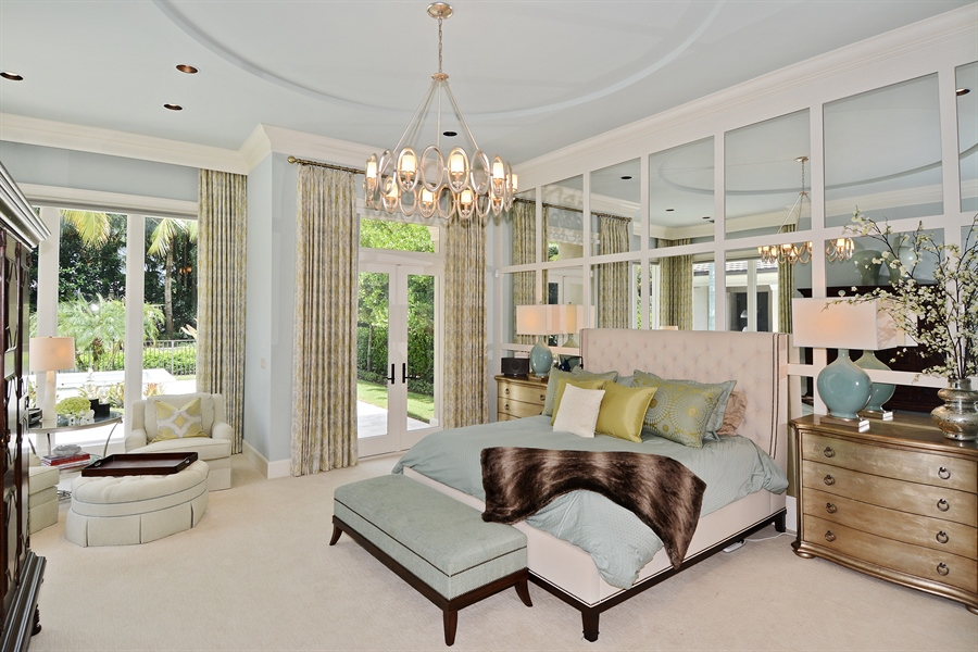 Real Estate Photography - 11765 Calla Lilly Ct, Palm Beach Gardens Government, FL, 33418 - Master Bedroom