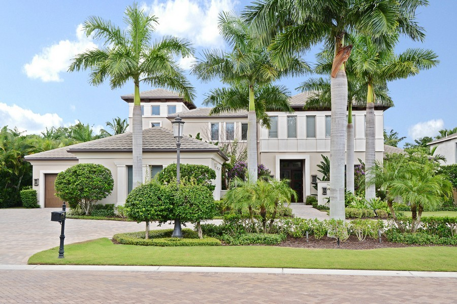 Real Estate Photography - 11765 Calla Lilly Ct, Palm Beach Gardens Government, FL, 33418 - Front View