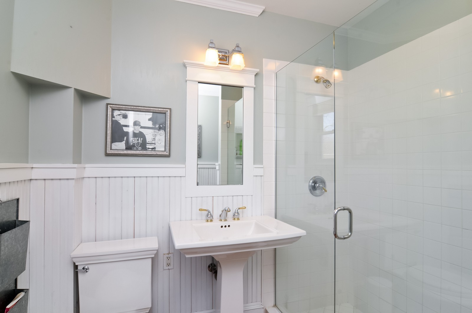 Real Estate Photography - 550 E Center Ave, Lake Bluff, IL, 60044 - Bathroom