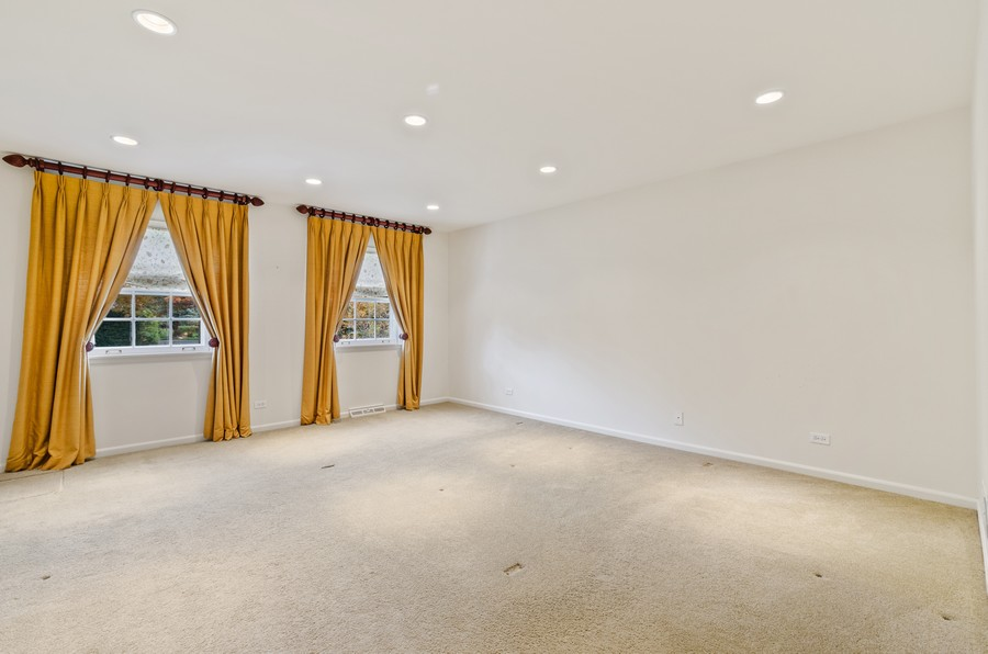 Real Estate Photography - 1108 Forest Hill, Lake Forest, IL, 60045 - Master Bedroom