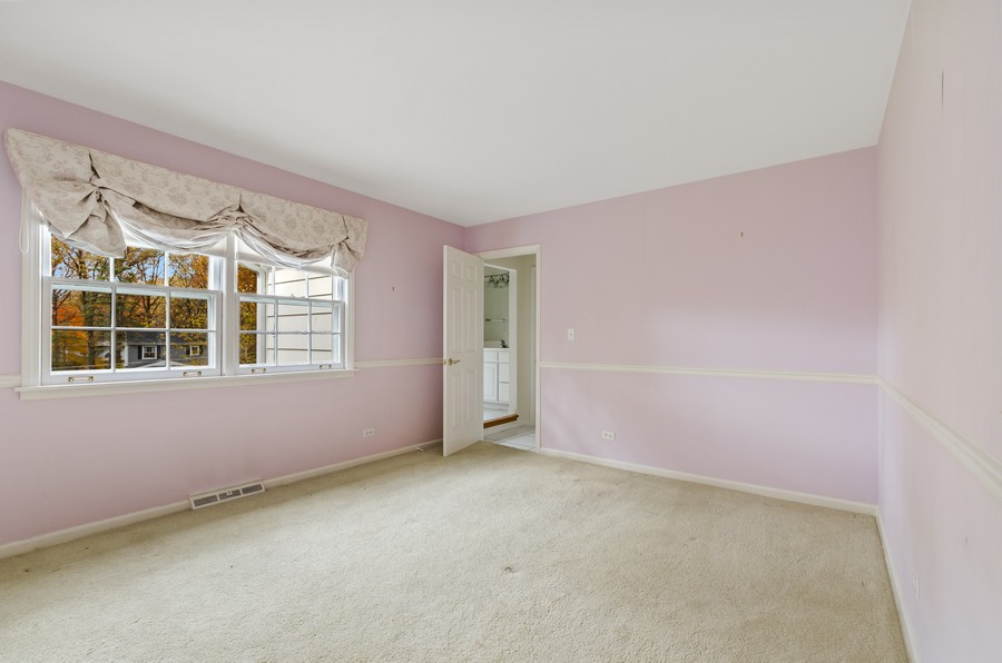 Real Estate Photography - 1108 Forest Hill, Lake Forest, IL, 60045 - 2nd Bedroom