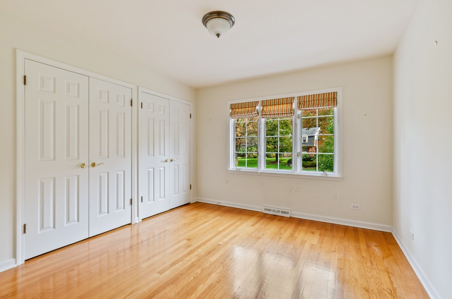 Real Estate Photography - 1108 Forest Hill, Lake Forest, IL, 60045 - 3rd Bedroom