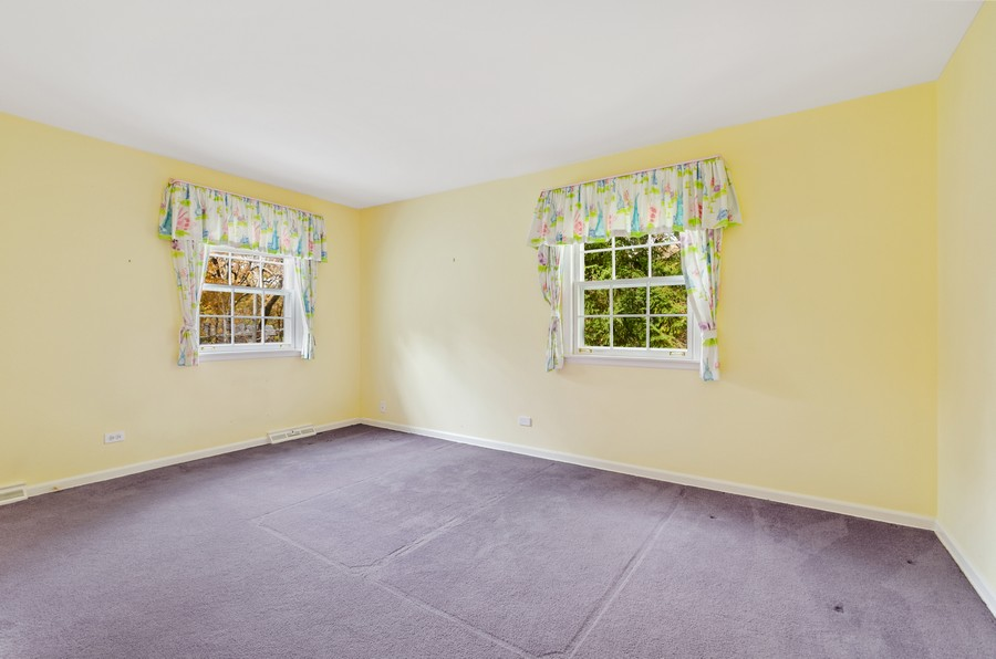 Real Estate Photography - 1108 Forest Hill, Lake Forest, IL, 60045 - Bedroom