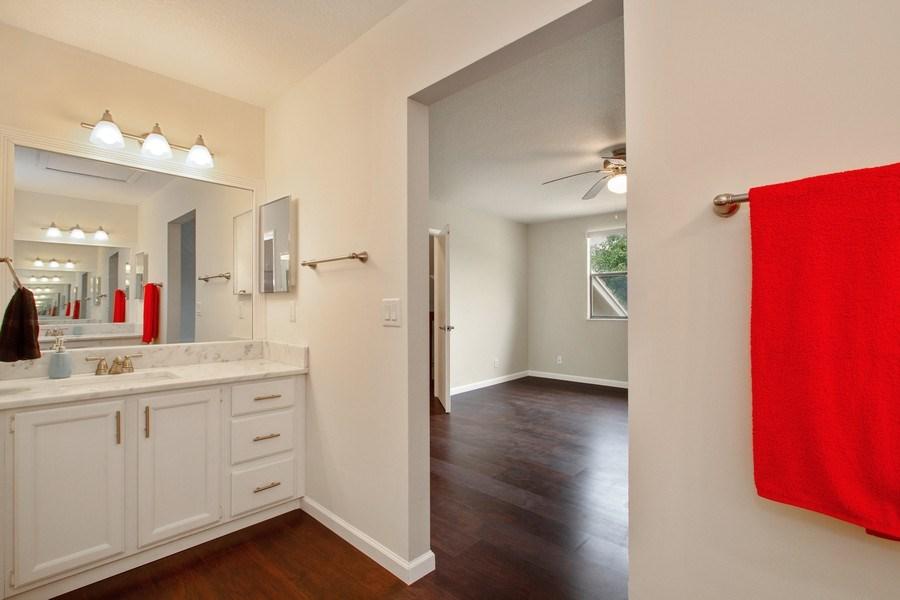 Real Estate Photography - 619 Deer Creek North Shore Drive, Deerfield Beach, FL, 33442 - Master Bathroom