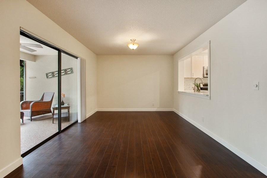 Real Estate Photography - 619 Deer Creek North Shore Drive, Deerfield Beach, FL, 33442 - Dining Room