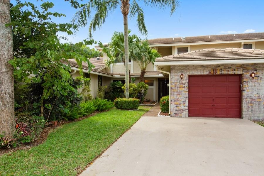 Real Estate Photography - 619 Deer Creek North Shore Drive, Deerfield Beach, FL, 33442 - Front View