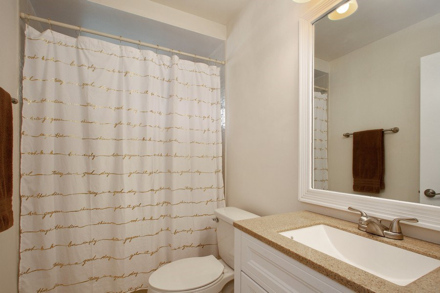 Real Estate Photography - 619 Deer Creek North Shore Drive, Deerfield Beach, FL, 33442 - 2nd Bathroom