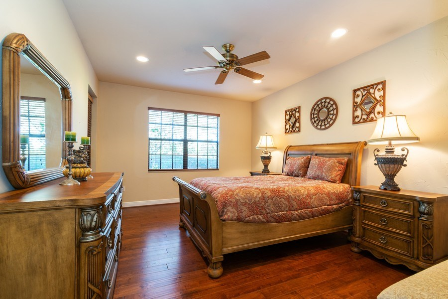 Real Estate Photography - 7601 Old Thyme Ct, Parkland, FL, 33076 - Master Bedroom