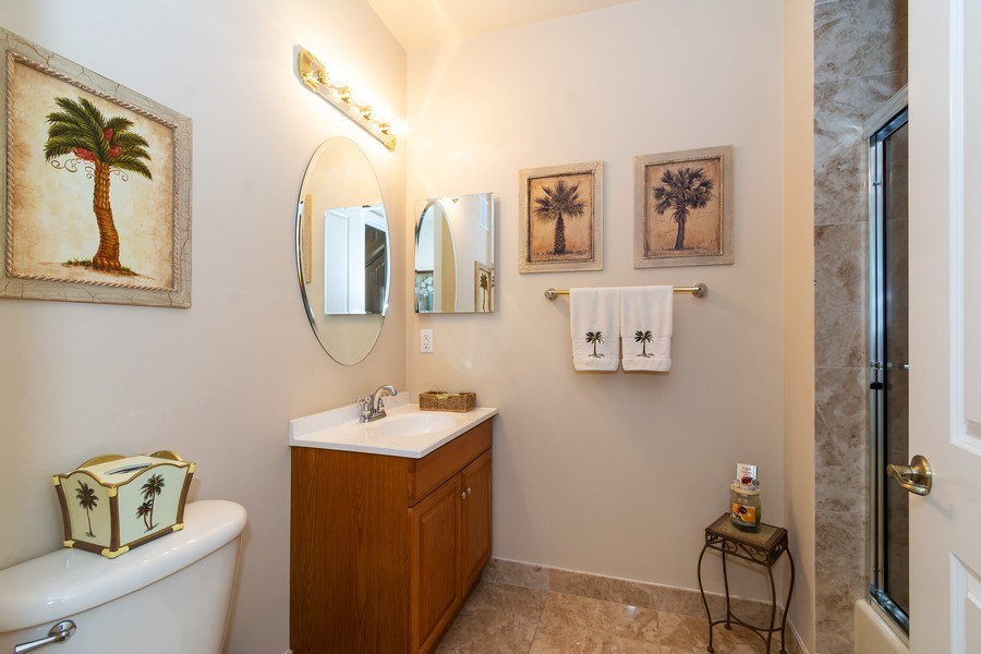 Real Estate Photography - 7601 Old Thyme Ct, Parkland, FL, 33076 - Bathroom