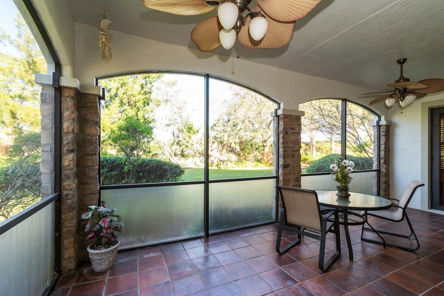 Real Estate Photography - 7601 Old Thyme Ct, Parkland, FL, 33076 - Patio