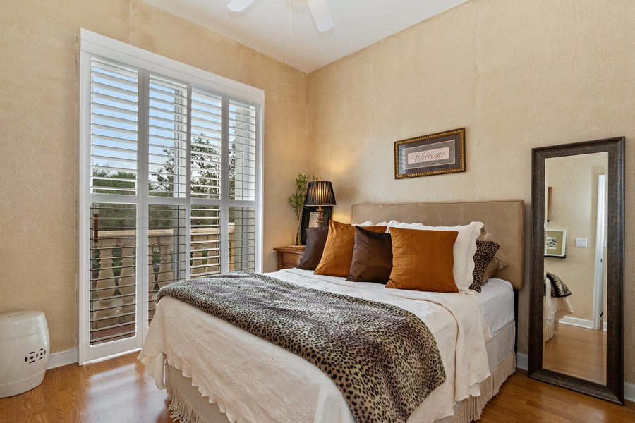 Real Estate Photography - 6609 NW 128 Way, Parkland, FL, 33076 - Bedroom