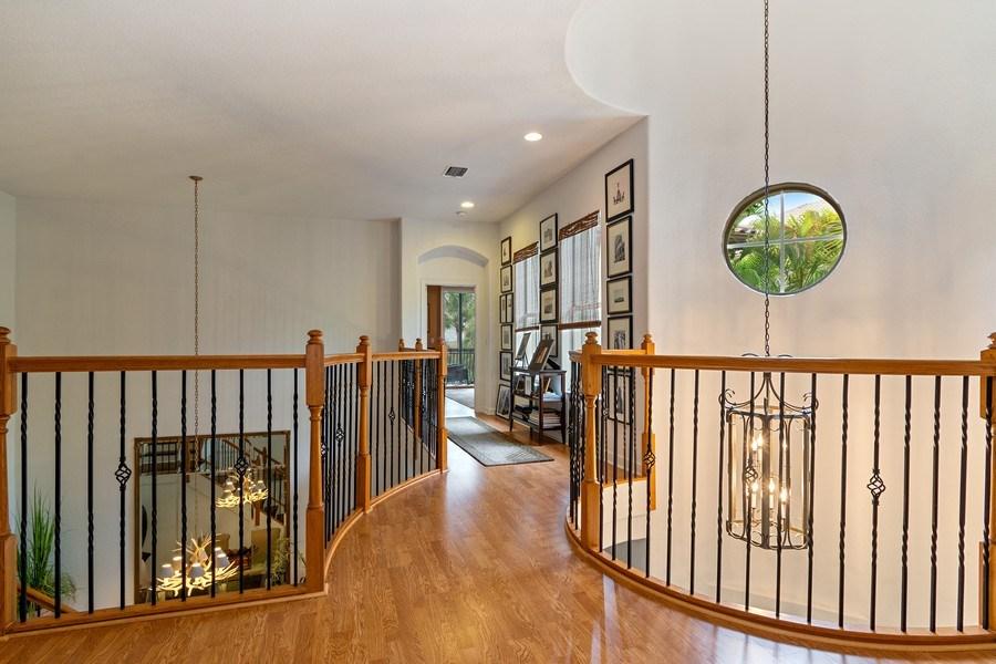Real Estate Photography - 6609 NW 128 Way, Parkland, FL, 33076 - Hallway