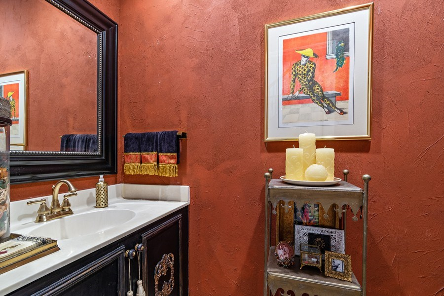 Real Estate Photography - 6609 NW 128 Way, Parkland, FL, 33076 - Half Bath/Powder Room