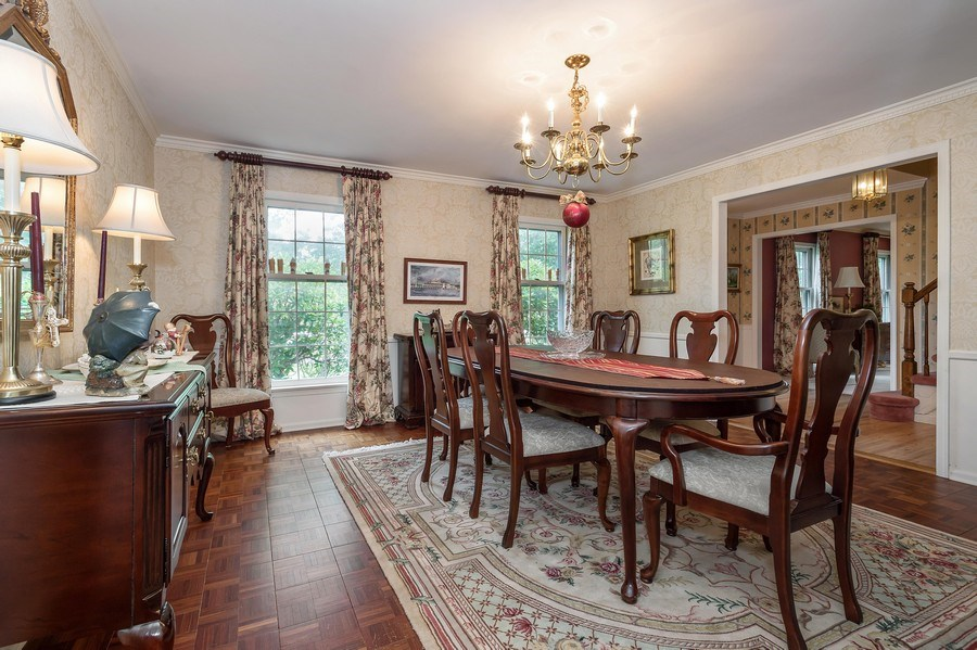 Real Estate Photography - 14 Jaywood Manor Dr, Brick, NJ, 08723 - Dining Room
