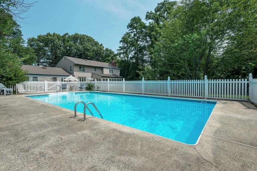 Real Estate Photography - 14 Jaywood Manor Dr, Brick, NJ, 08723 - Pool