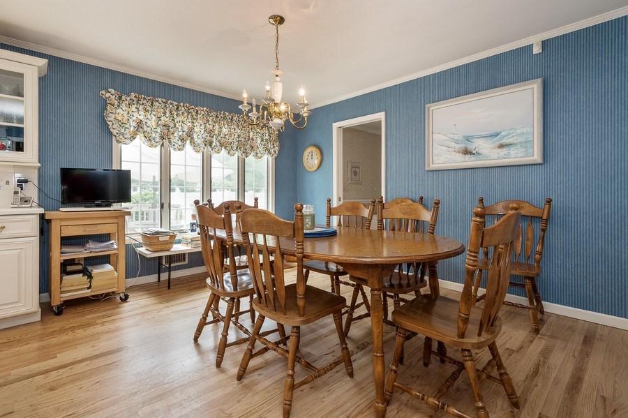 Real Estate Photography - 14 Jaywood Manor Dr, Brick, NJ, 08723 - Breakfast Area