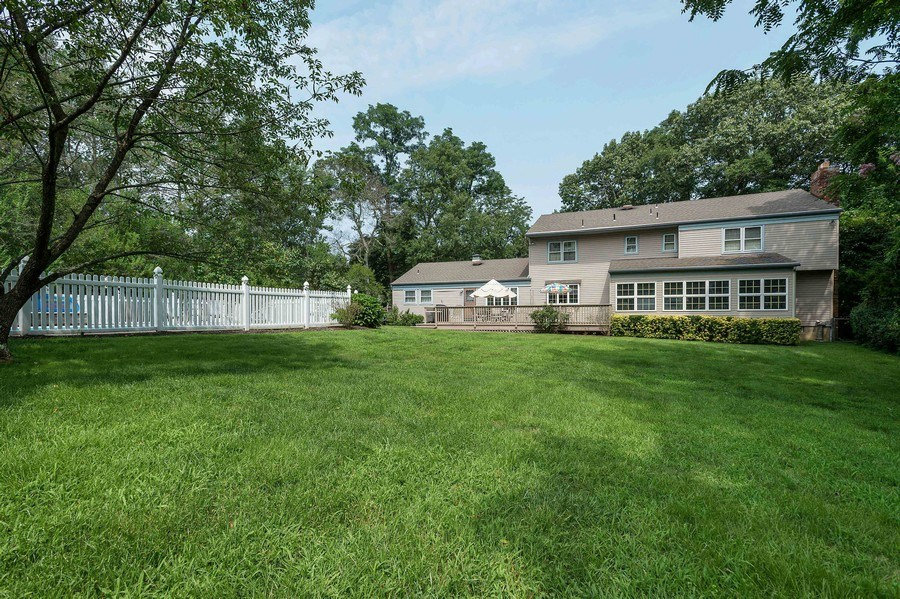 Real Estate Photography - 14 Jaywood Manor Dr, Brick, NJ, 08723 - Rear View