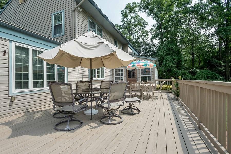 Real Estate Photography - 14 Jaywood Manor Dr, Brick, NJ, 08723 - Deck
