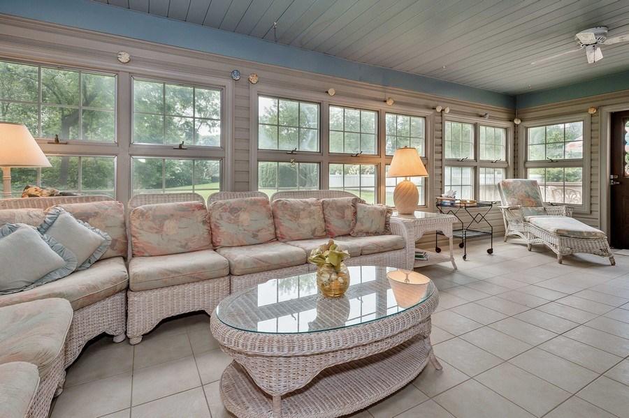 Real Estate Photography - 14 Jaywood Manor Dr, Brick, NJ, 08723 - Sun Room