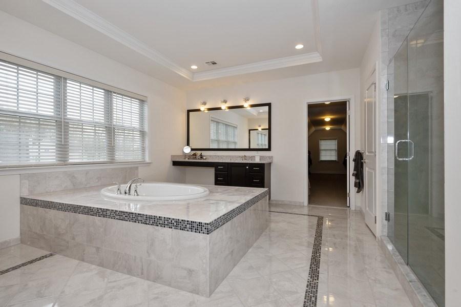 Real Estate Photography - 30 Weathervane Cir, Cream Ridge, NJ, 08514 - Master Bathroom