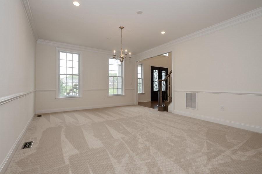 Real Estate Photography - 30 Weathervane Cir, Cream Ridge, NJ, 08514 - Dining Room