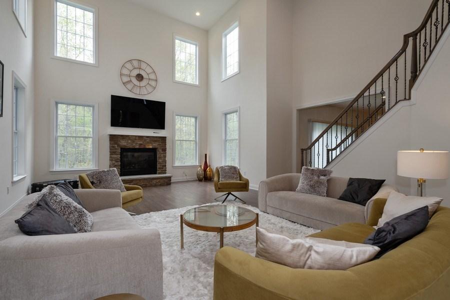 Real Estate Photography - 30 Weathervane Cir, Cream Ridge, NJ, 08514 - Family Room