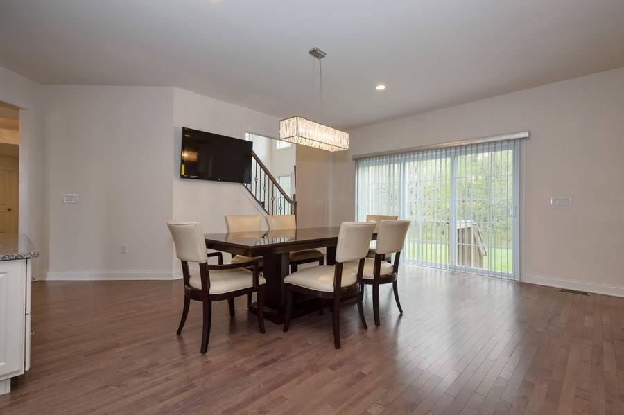 Real Estate Photography - 30 Weathervane Cir, Cream Ridge, NJ, 08514 - Breakfast Area