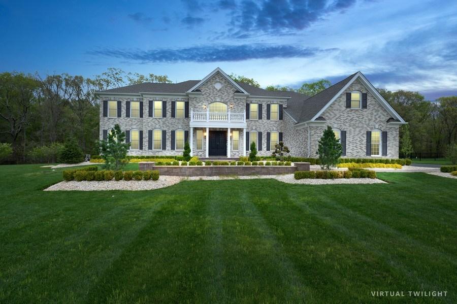 Real Estate Photography - 30 Weathervane Cir, Cream Ridge, NJ, 08514 - Front View