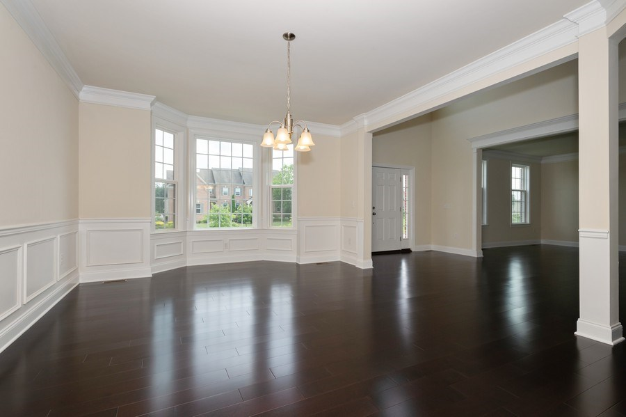 Real Estate Photography - 14 Manchester Ct, Columbus, NJ, 08022 - Dining Room