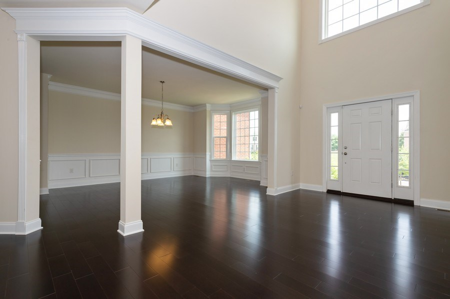 Real Estate Photography - 14 Manchester Ct, Columbus, NJ, 08022 - Dining Area