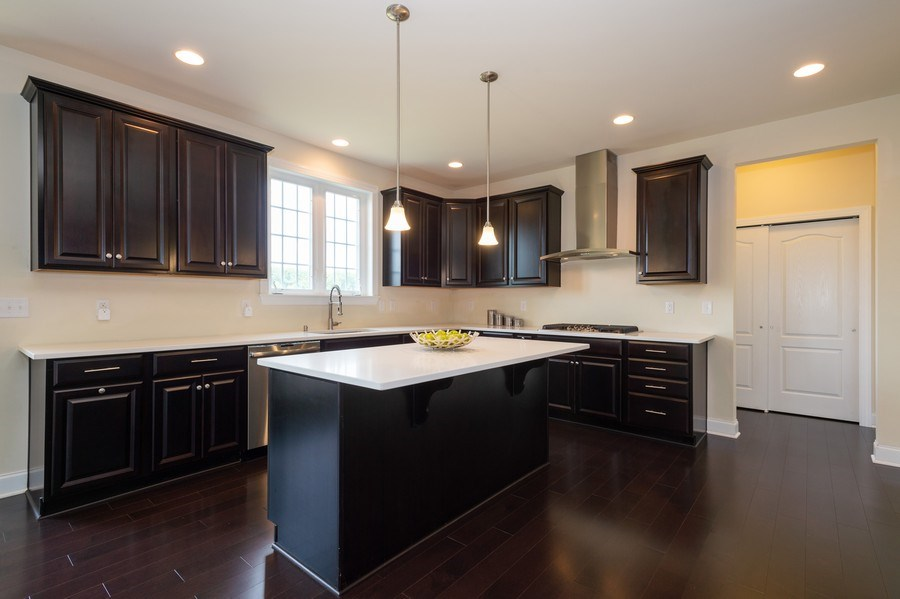 Real Estate Photography - 14 Manchester Ct, Columbus, NJ, 08022 - Kitchen
